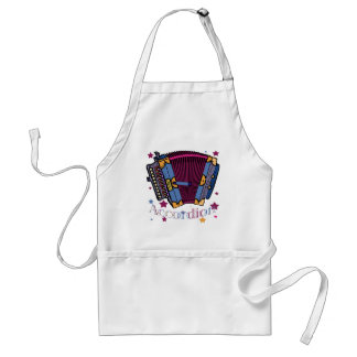 Accordion Adult Apron