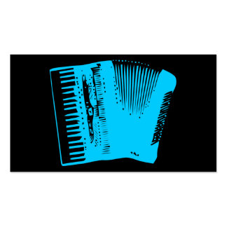 accordionist business cards templates zazzle. Black Bedroom Furniture Sets. Home Design Ideas