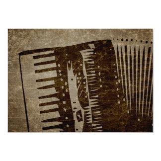 accordion card