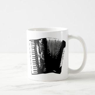 accordion coffee mug