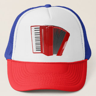 ACCORDION DESIGN Trucker Hat