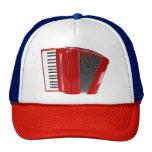 ACCORDION DESIGN Trucker Hat