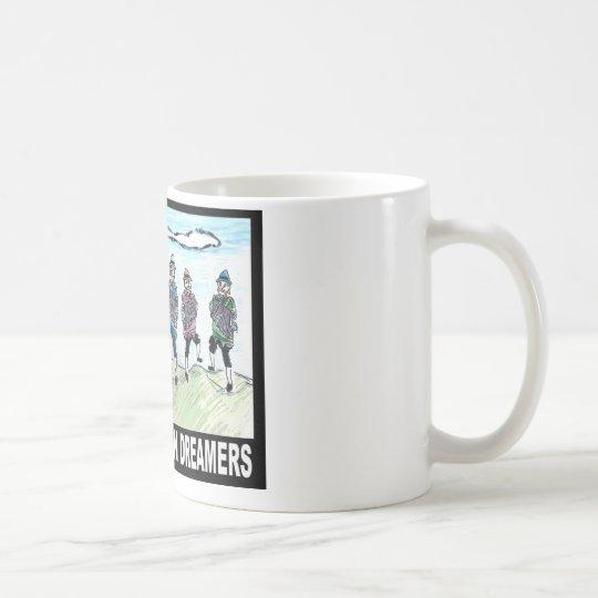 Accordion Dreamer Coffee Mug