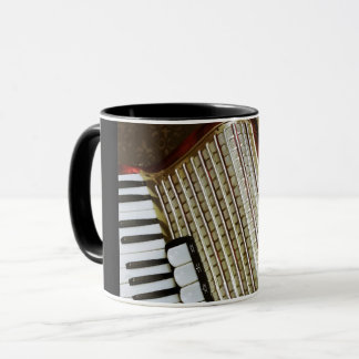 Accordion Dreams Mug