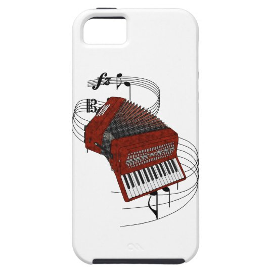 Accordion iPhone SE/5/5s Case