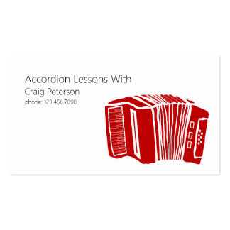 accordion business cards templates zazzle. Black Bedroom Furniture Sets. Home Design Ideas