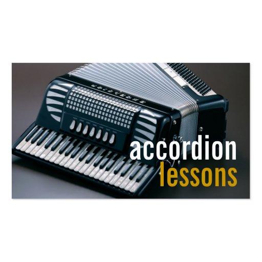 Accordion Business Card Templates Bizcardstudio