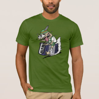 Accordion Monster - Compression is Everything! T-Shirt