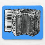 Accordion Mouse Pad