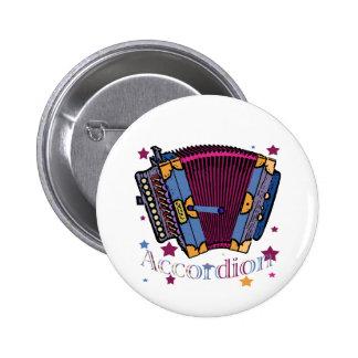 Accordion Pinback Button