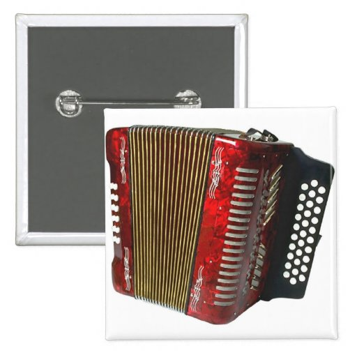 Accordion Pinback Buttons