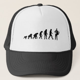Accordion Player Hat