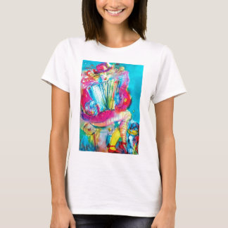 ACCORDION PLAYER IN THE NIGHT T-Shirt