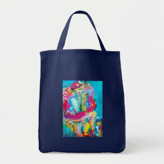 ACCORDION PLAYER IN THE NIGHT TOTE BAG