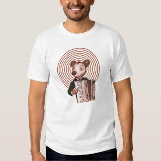 accordion player tshirts