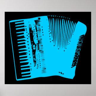 accordion poster