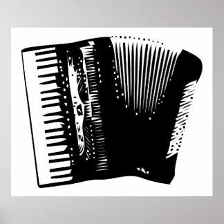 accordion print