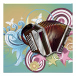 Accordion Posters