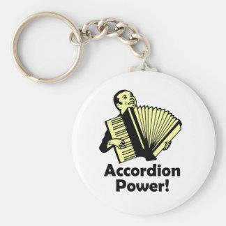 Accordion Power! Keychain