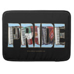 Accordion PRIDE MacBook Pro Sleeve