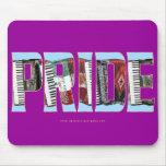 Accordion Pride Mouse Pad