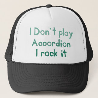Accordion Rock It Hat