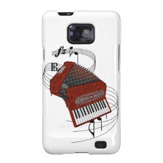 Accordion Samsung Galaxy SII Cases