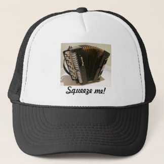 Accordion Squeezebox hat