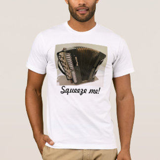 Accordion Squeezebox mens shirt