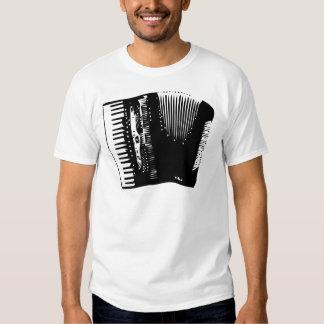 accordion tee shirt