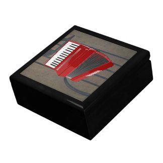 Accordion: The Red Accordion Gift Box
