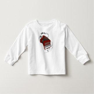 Accordion Toddler T-shirt