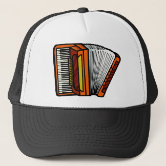 Accordion Trucker Hat