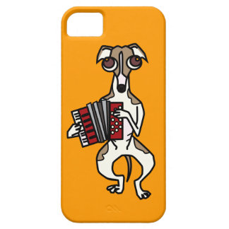 Accordion Whippet iPhone SE/5/5s Case