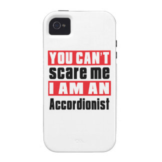 Accordionist scare designs vibe iPhone 4 cover