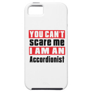 Accordionist scare designs iPhone 5 cases