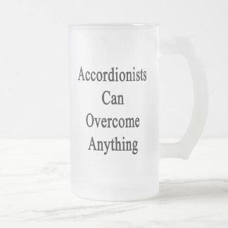 Accordionists Can Overcome Anything Coffee Mug