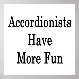 Accordionists Have More Fun Print
