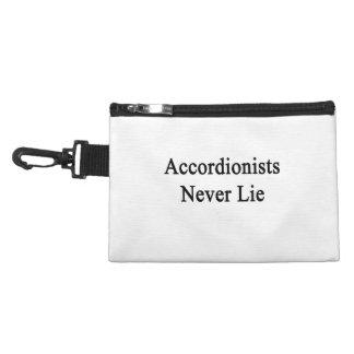 Accordionists Never Lie. Accessory Bag