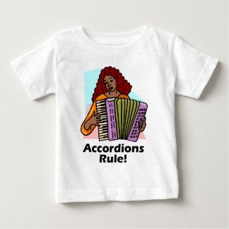 Accordions Rule! Baby T-Shirt