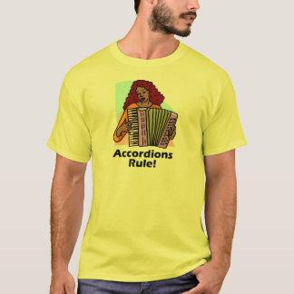 Accordions Rule! T-Shirt