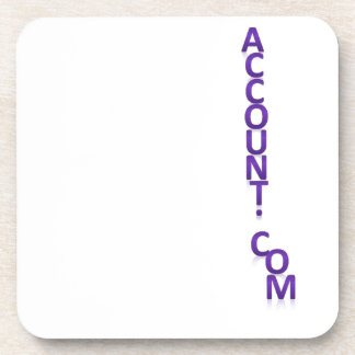 Account Doctor Coaster
