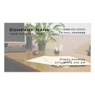 Account Management Services Business Card