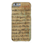 Account of the Battle of Qadesh, given to Syria by Barely There iPhone 6 Case