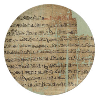 Account of the Battle of Qadesh, given to Syria by Melamine Plate