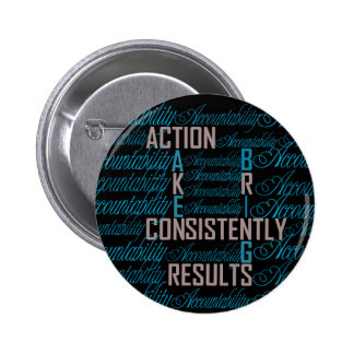 Accountability Word Art Quote Buttons