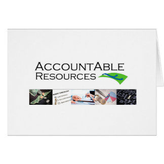 AccountAble Resources Notecard
