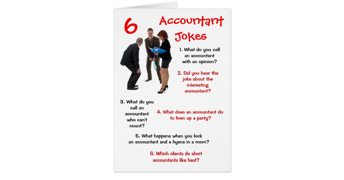 Funny Accounting Jokes and Accountant One Liners