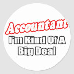 Accountant...Big Deal Stickers