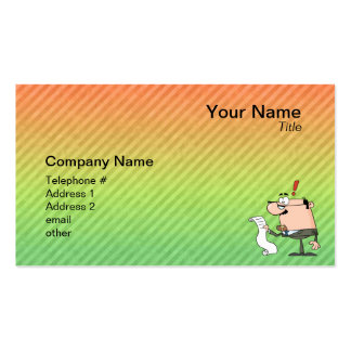 Accountant Business Card Templates
